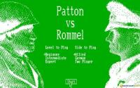 Patton vs Rommel download