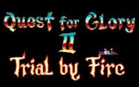 Quest for Glory 2 - Trial By Fire download