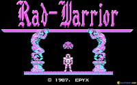 Rad Warrior download