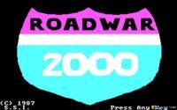 Roadwar 2000 download