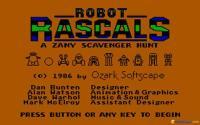 Robot Rascals download
