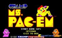 CHAMP Ms. Pacman download