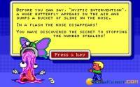 Story screen