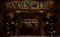 Ancient Evil download