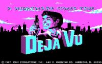 Deja Vu download