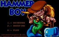Hammer Boy download