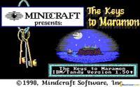Keys to Maramon, The download