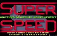 Superspeed Deluxe download