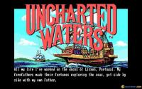 Uncharted Waters download