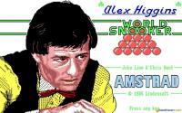 Alex Higgins World Snooker download