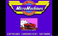 Micro Machines download