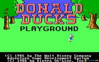 Donald Duck´s Playground download
