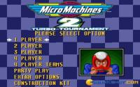 Micro Machines 2 download