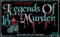Legends of Murder download