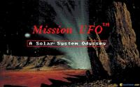Mission UFO - A Solar System Odyssey download