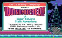 Super Solvers: Outnumbered! download