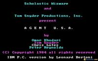 Agent USA download