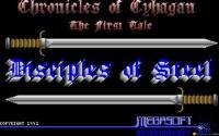 Disciples of Steel download