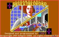 Joan of Arc: The Siege And The Sword download
