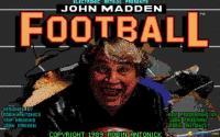 John Madden Football download
