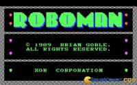 Roboman download