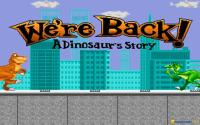 We're Back: A Dinosaur Story download