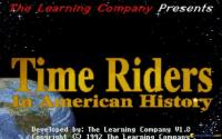 Time Riders in American History download