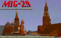 MiG-29 Fulcrum (Domark, 1991) download