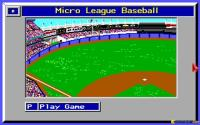 Micro League Baseball 1 download