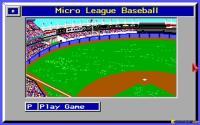Micro League Baseball 1 download