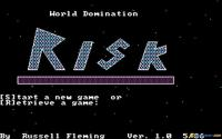Risk (Norman Zwasisza, 1990) download
