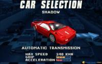 Car selection: Shadow