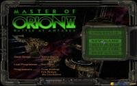 Master of Orion 2: Battle at Antares download