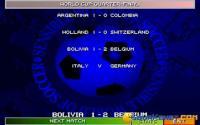 Quarter of final, missing Italy vs Germany