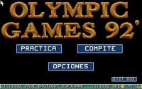 Olympic Games 92 TM download
