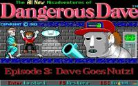 Dangerous Dave 4 - Dave Goes Nutz download
