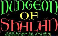 Dungeon of Shalan download