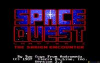 Space Quest - The Sarien Encounter download