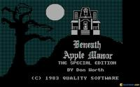 Beneath Apple Manor download