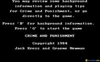Crime and Punishment download