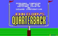 John Elway's Quarterback download