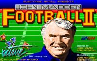 John Madden Football II download