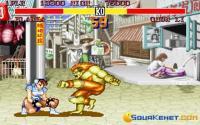 Chun Lee vs Blanka