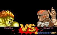 Blanka vs Dhalsim
