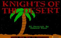 Knights of The Desert download