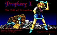 Prophecy: the Fall of Trinadon download