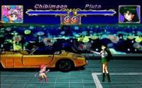Chibimon vs Pluto