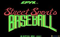 Street Sports: Baseball download