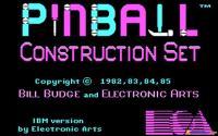 Pinball Construction Set download