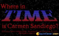 Where in Time is Carmen Sandiego? download
